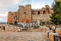 Ajloun Fortress Stock Images