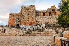 Ajloun Fortress Stock Images