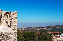 Ajloun, Jabal Ajlun, Mount Ajlun, Jordan, Middle East Stock Photos