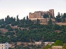 Ajloun, Jordanië Stock Foto