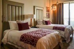 Ajman Τον Αύγουστο του 2016 Ακολουθίες κρεβατοκάμαρων το ξενοδοχείο Ajman Saray στοκ φωτογραφίες με δικαίωμα ελεύθερης χρήσης