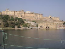 The Ajmer Fort Stock Images