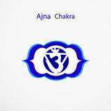 Ajna chakra Royalty Free Stock Photo