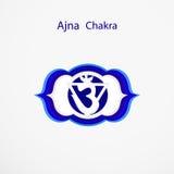 Ajna chakra Royalty Free Stock Photo