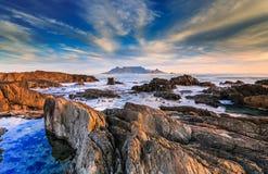 Ajournez la montagne Image libre de droits