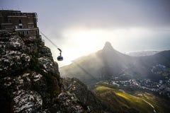 Ajournez la montagne Images libres de droits