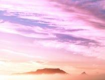 Ajournez la montagne Photographie stock libre de droits
