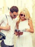 Ajouter au guide de carte, d'appareil-photo et de voyageurs Photo libre de droits