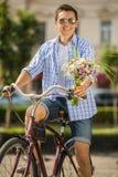 Ajouter aux bicyclettes Photo libre de droits