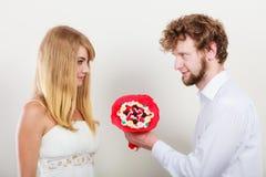Ajouter aux fleurs de groupe de sucrerie Amour Photographie stock libre de droits