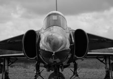AJS 37 Viggen Royalty Free Stock Image