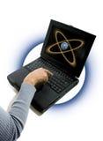Ajuda do Internet Imagens de Stock Royalty Free