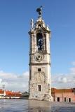 ajuda dzwonnica Lisbon Portugal Zdjęcia Royalty Free
