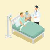 Ajuda médica Fotos de Stock