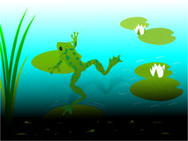 Ajuda que muda o ambiente! Imagem de Stock Royalty Free