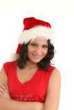 Ajudante de Santa Imagens de Stock