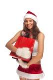Ajudante do `s de Santa Imagem de Stock