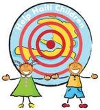 Ajude as crianças de Haiti Foto de Stock Royalty Free