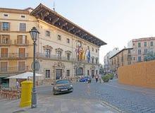 Ajuntament de Palma de Mallorca Stock Photo