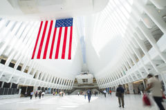 Ajuntamento do World Trade Center Imagem de Stock