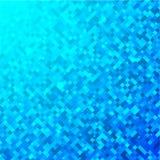 Ajusta el modelo azul de la tecnología Imagen de archivo libre de regalías