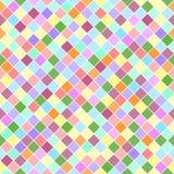 Ajusta el modelo de mosaico Imágenes de archivo libres de regalías