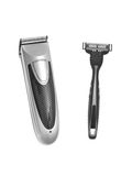 Ajustador da barba Fotografia de Stock Royalty Free