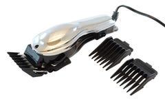 Ajustador elétrico do cabelo imagens de stock royalty free