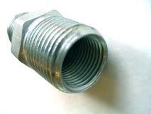 ajustage de précision de pipe Images libres de droits