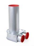 Ajustage de précision de pipe de récupération Photos stock