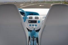 Ajustamento do carro. Interior. Imagem de Stock Royalty Free