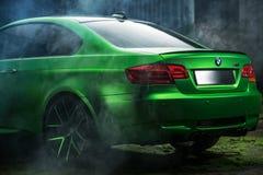 Ajustamento do cupê de BMW M3 Imagem de Stock