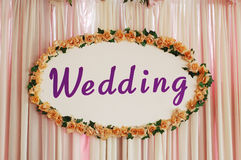Ajuste chinês do casamento Foto de Stock