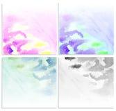 Ajuste a cor de água. Imagens de Stock Royalty Free