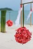 Ajuste da flor Fotografia de Stock Royalty Free