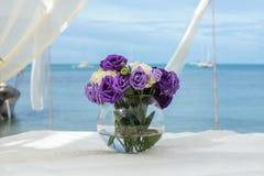 Ajuste da flor Fotos de Stock Royalty Free