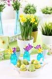Ajuste de lugar para Easter Imagens de Stock Royalty Free