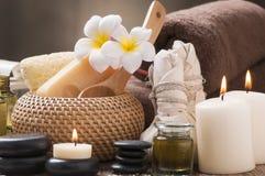 Ajuste del masaje Fotos de archivo libres de regalías