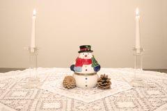 Ajuste do Natal Foto de Stock