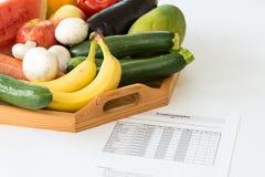 Ajuste e saudável Imagens de Stock