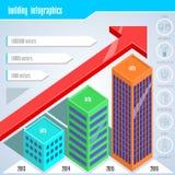 Ajuste elementos do infographics Imagem de Stock
