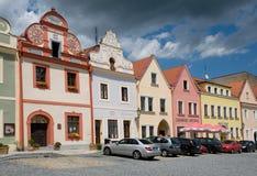 Ajuste en el Horsovsky Tyn, República Checa Fotografía de archivo libre de regalías