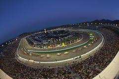 Ajuste fresco del subterráneo de la taza de NASCAR Sprint el 18 de abril 500 Fotos de archivo
