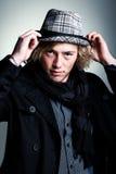 Ajuste o chapéu Fotografia de Stock Royalty Free