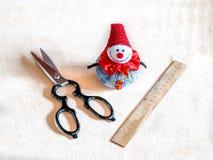 Ajuste para coser Foto de archivo libre de regalías