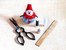 Ajuste para coser Imagenes de archivo