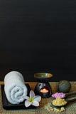 Ajuste tailandês da massagem dos termas Imagem de Stock Royalty Free