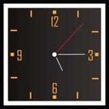 Ajustez l'horloge illustration de vecteur