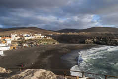 Ajuy Beach, Fuerteventura Stock Photography