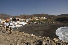 Ajuy, Fuerteventura Lizenzfreie Stockfotografie